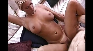 Blonde MILF Has Sex On A Boat