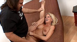 Hot MILF Gets Fucked By Ron Jeremy
