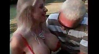 Big Tit French MILF