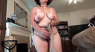 Voluptuous milf Marie Black needs sexual relief