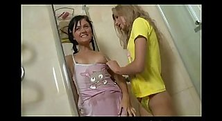 Russian Teen Lesbians In The Shower